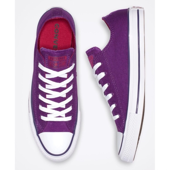 7ddbfe80325 NWT Converse CT All Star Seasonal Color Low Top